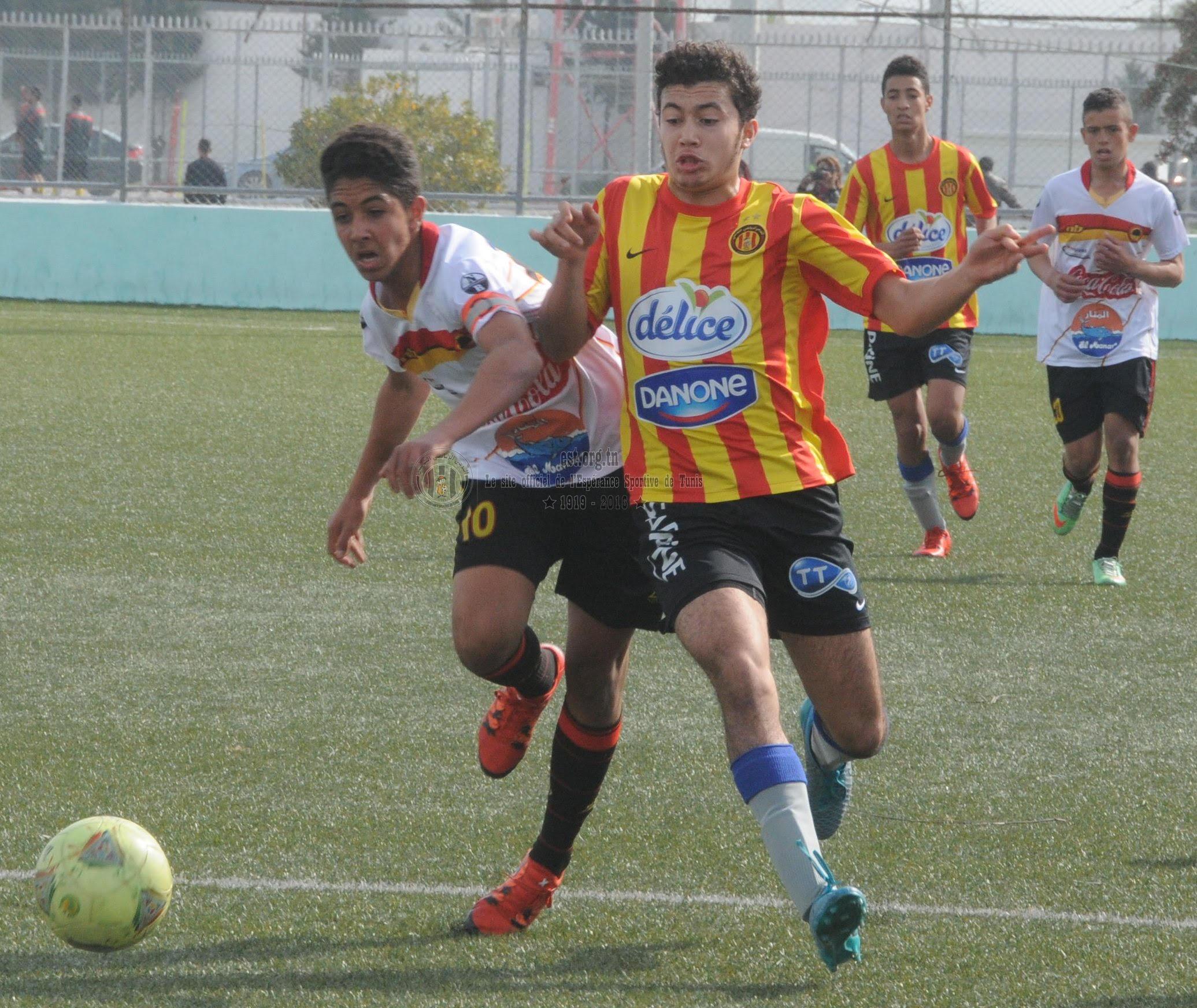 Jeunes/Cadets B: Les images du match EST-ESZ (3-0)