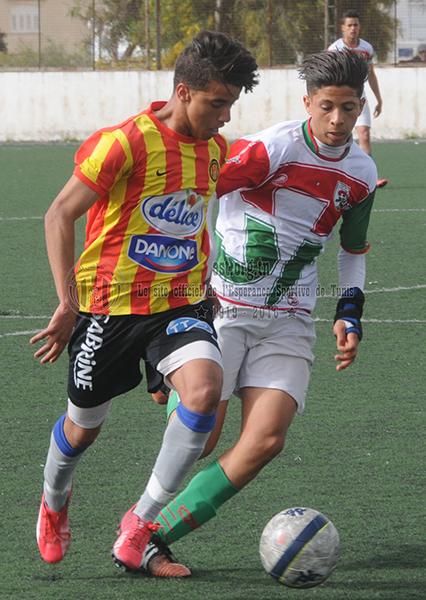 Jeunes/Cadets A: Images du match ST-EST (1-1)