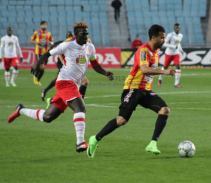Les images du match Espérance-Horoya AC (3-1)