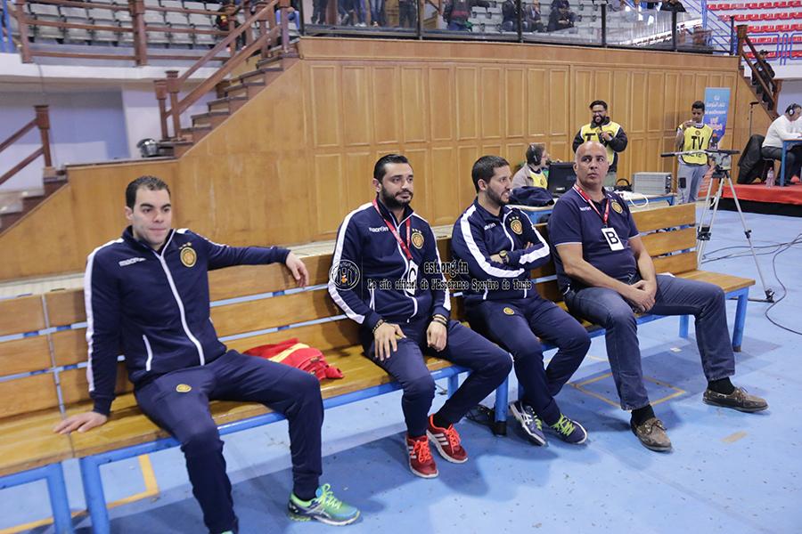 Les images du match EST-ESS