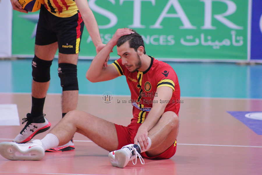 Les images du match EST-Al Ahly (0-3)