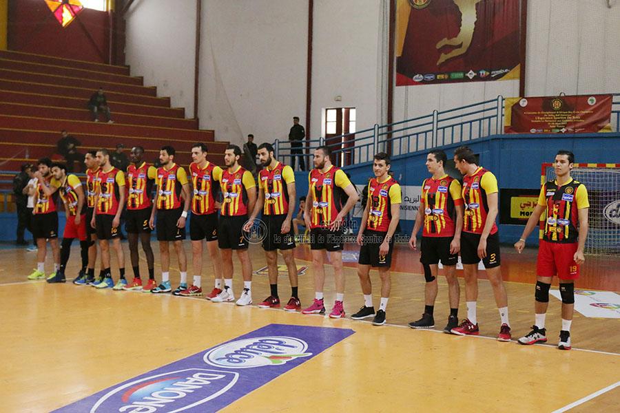 Volley: Les images du match EST-ESS (2-3)