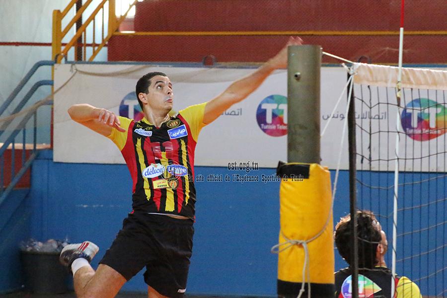 Volley: Les images du match amical EST-SSBS