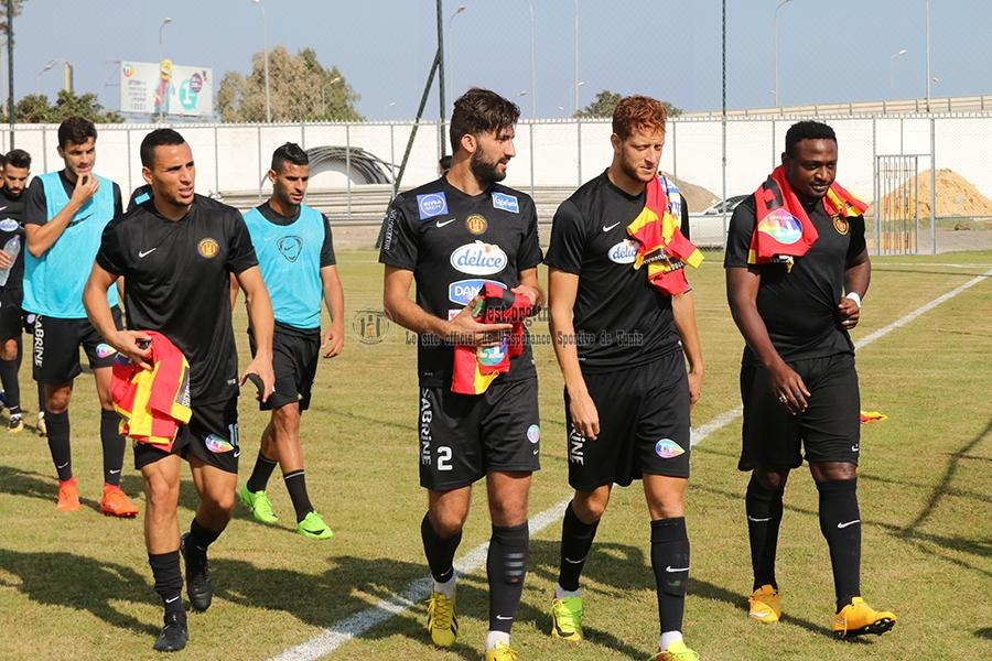 Les images du match amical EST-AS Soukra (7-0)