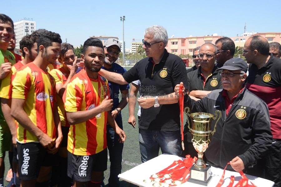 Les juniors Champions (Photos)