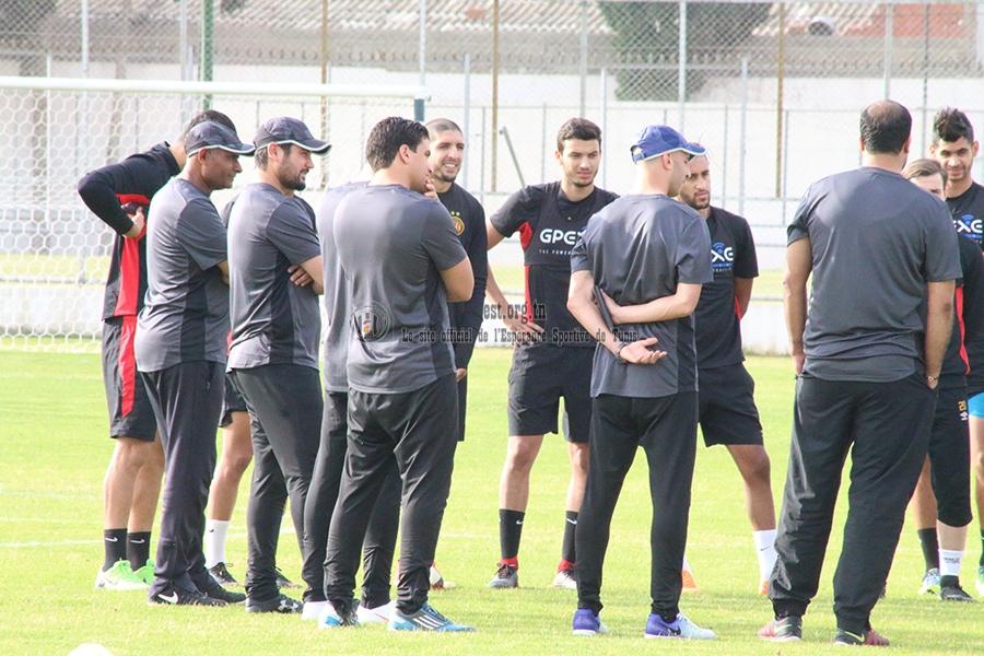 Le groupe reprend les entraînements (photos)