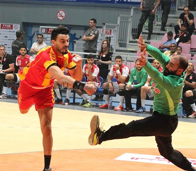 La victoire de nos handballeurs en photos