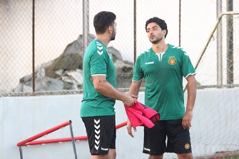Handball: La reprise des handballeurs en photos