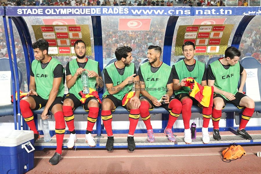 Les images du match EST-Al Ahly (0-1)