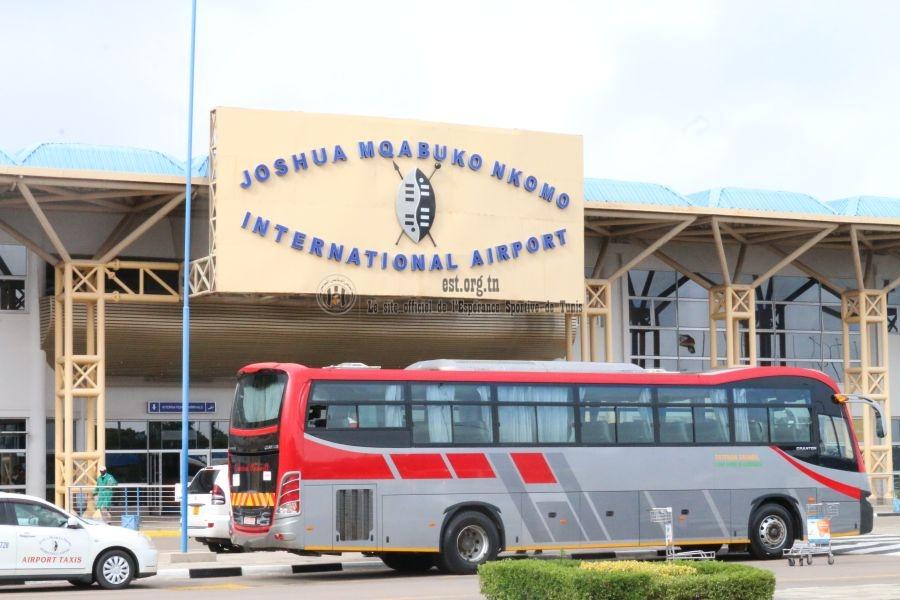 Le voyage vers Zimbabwe en images (départ et arrivée)