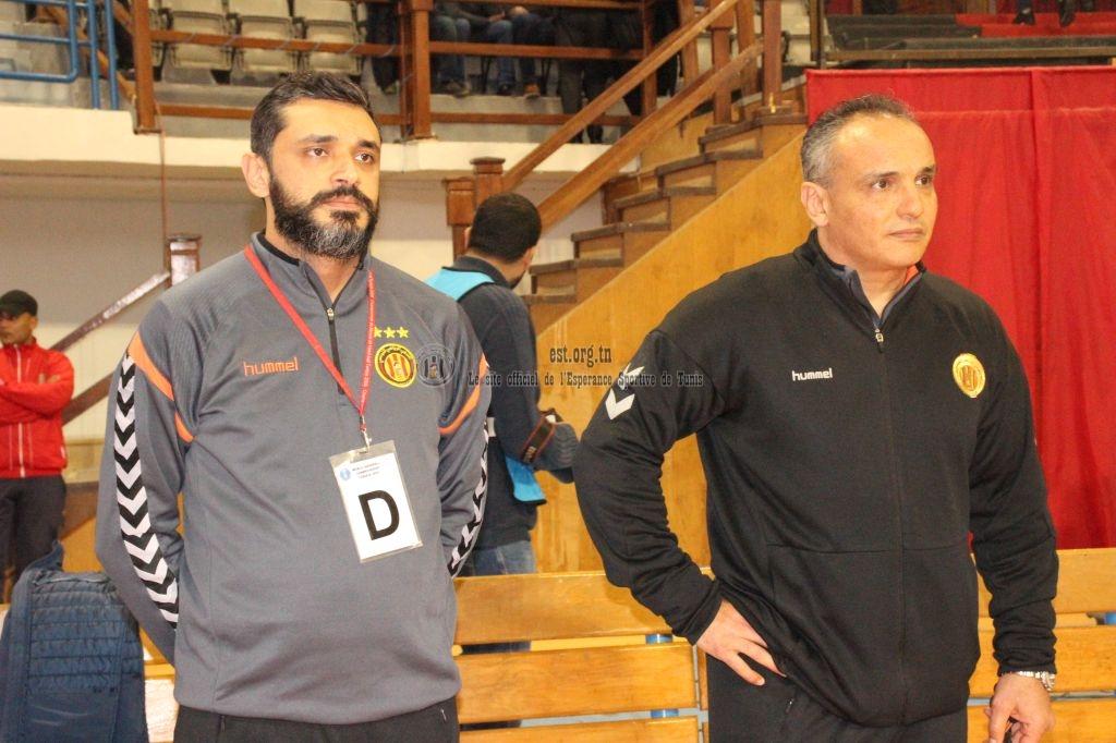 Victoire des handballeurs en photos (CA 23-24 EST)