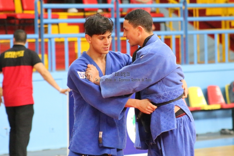 Centenaire: L'Espérance champion en judo