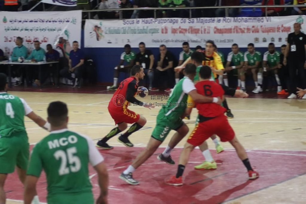 CAVC,1/4: La qualification de nos Handballeurs en images