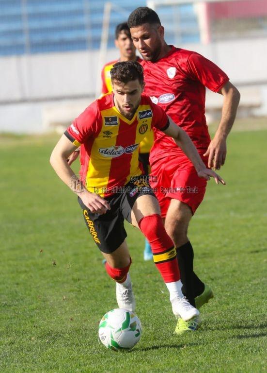 Quelques photos de la rencontre amicale :EST 0-0 Sokra