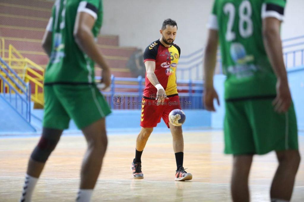 Hand: Les images du match EST-AS Teboulba (24-22)