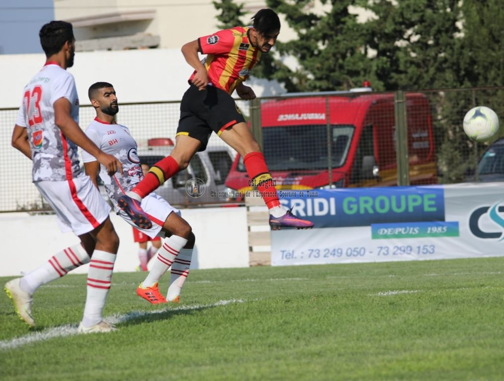 Les images du match EST-Kalâa  (2-1)