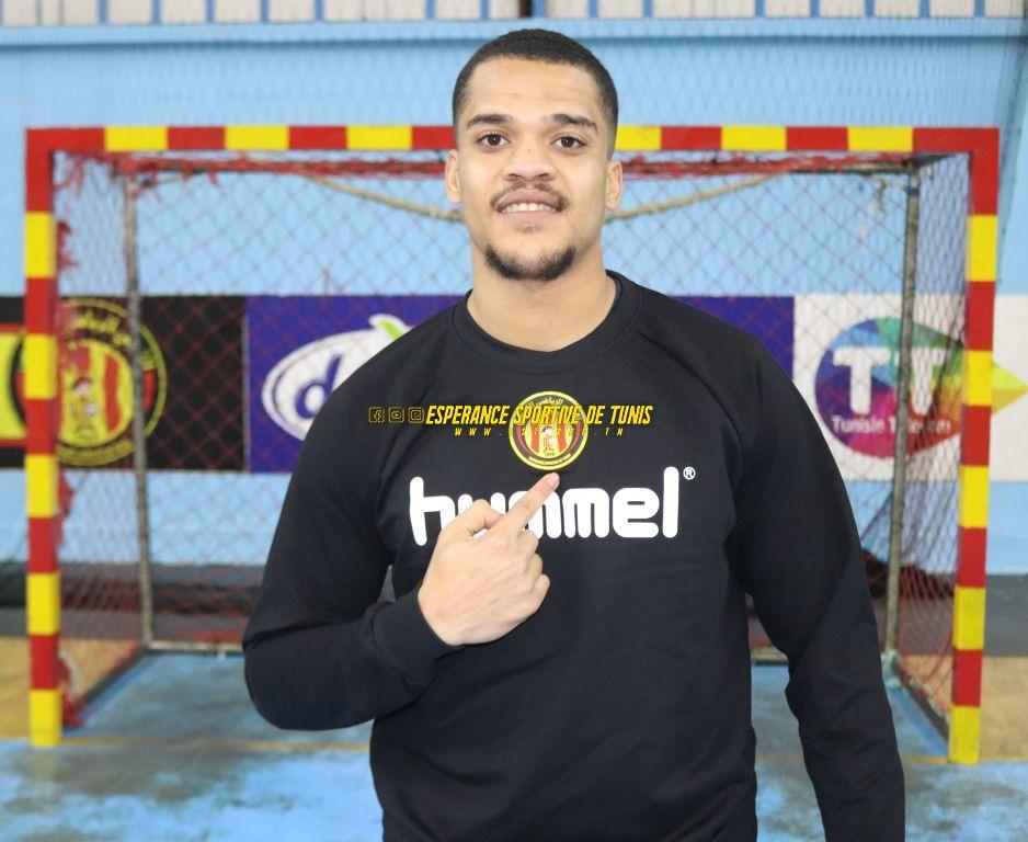Handball: Le premier entrainement de Ghassen Toumi (Photos)