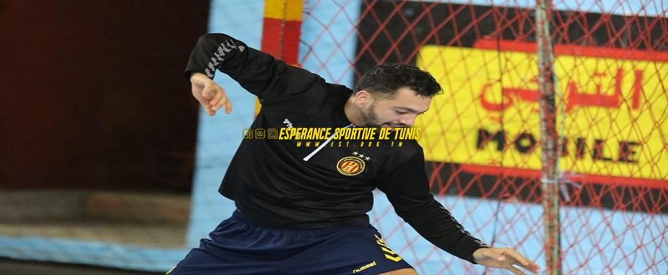 Handball: Dernier entrainement avant le Derby (Photos)