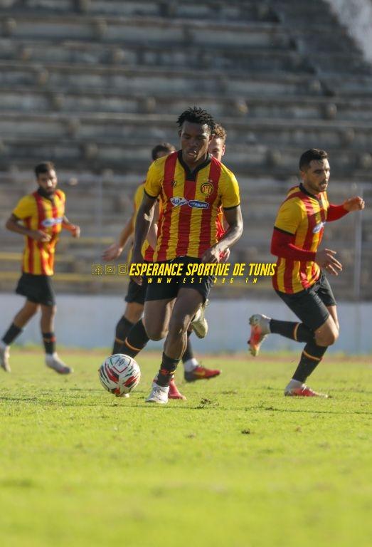 Les images du match amical EST (Reserves)-EN D'IRAQ